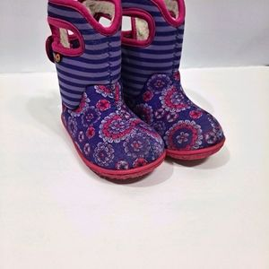 BOGS PANSY Toddler Boots